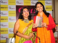 with Nandita Das at the launch of the OUT! anthology
