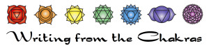 Writing from the Chakras logo