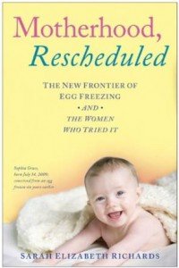 Book Cover - Motherhood, Rescheduled